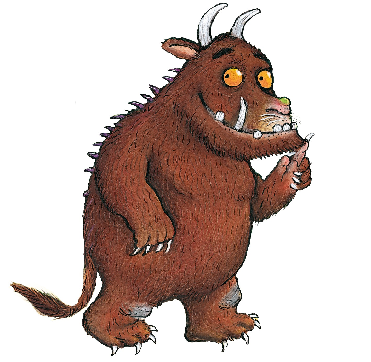 Gruffalo Characters Book Covers